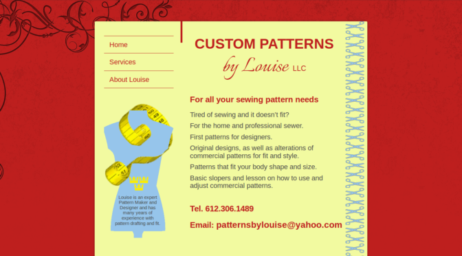Custom Patterns by Louise