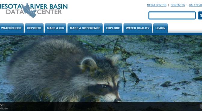 Minnesota River Basin Data Center